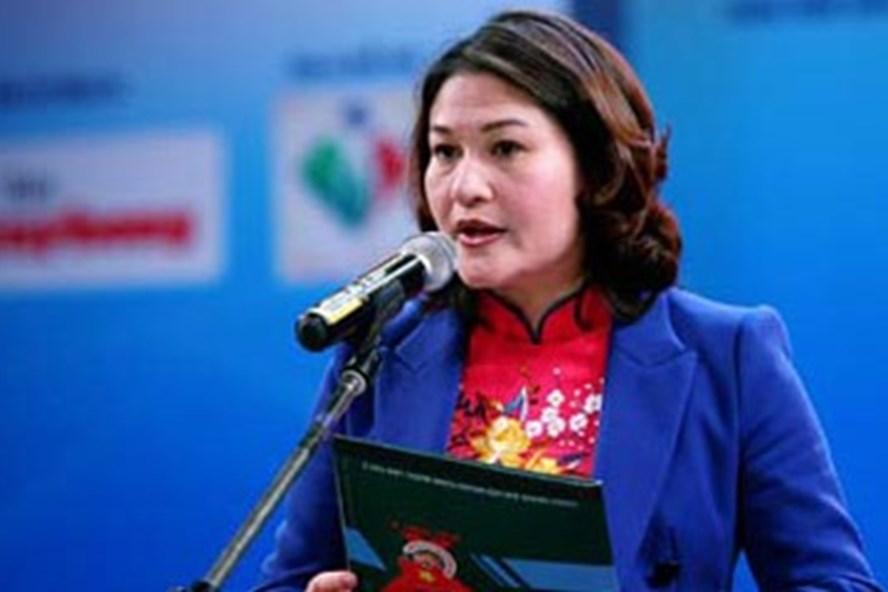 Bà Nguyễn Thị Hà, tân Thứ trưởng Bộ LĐTBXH.