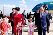 Thủ tướng Nguyễn Xuân Phúc bắt đầu thăm chính thức Australia
