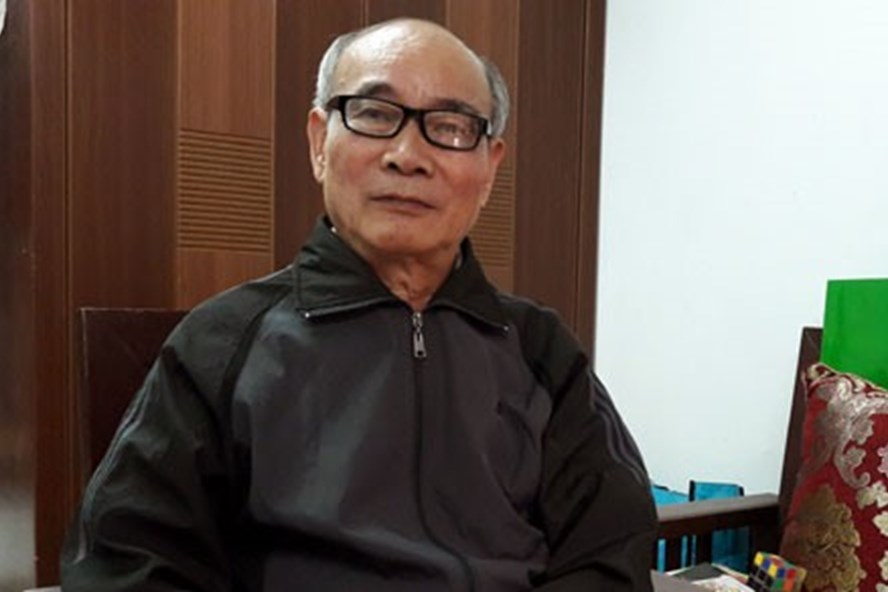 Chuyên gia tâm lý Nguyễn An Chất. Ảnh: HN