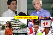 Tin tức giáo dục 24h: Bộ Tư pháp lên tiếng vụ tăng lương cho giáo viên; Xác minh vụ vượt rào tuyển sinh trái tuyến