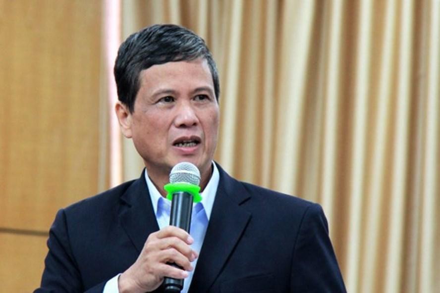 PGS-TS Phan Quang Thế. Ảnh: NVCC