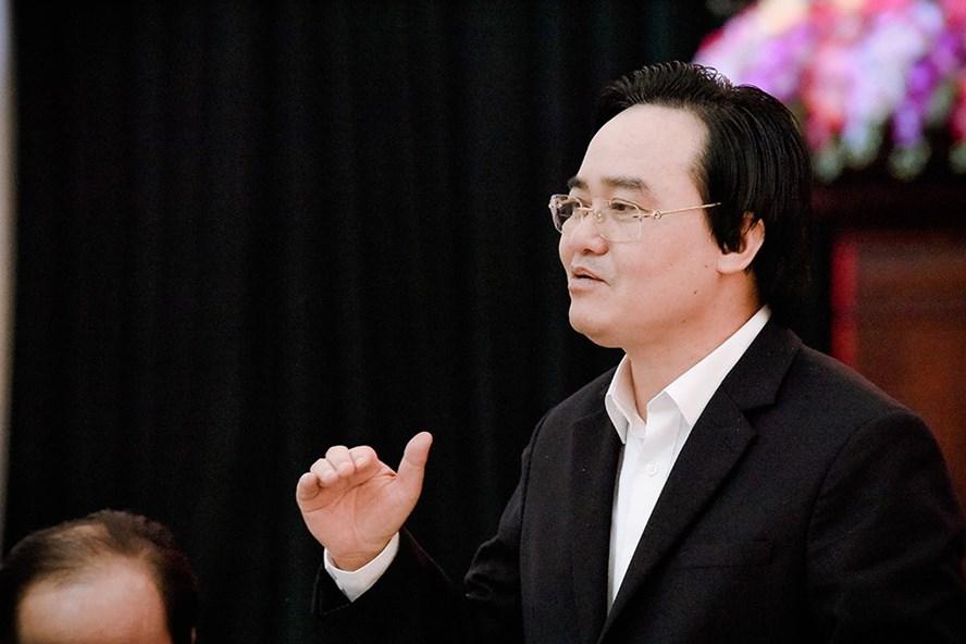 Bộ trưởng Phùng Xuân Nhạ khẳng định thời gian tới sẽ kiên trì đề xuất tăng lương giáo viên.