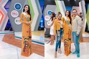 Showbiz 24h: Hương Giang Idol nổi bật trên truyền hình Thái, Song Hye Kyo dính nghi án mang bầu