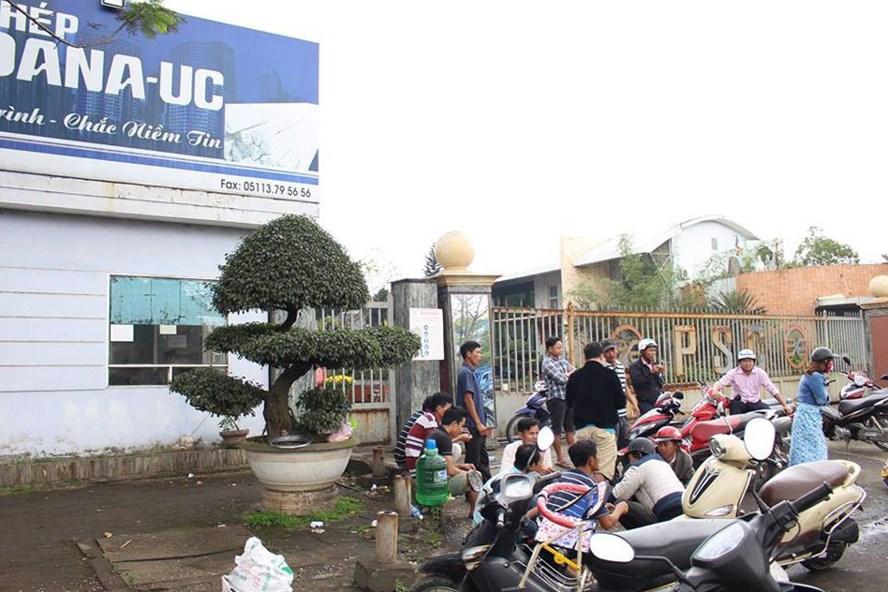 UBND TP. Đà Nẵng quyết định đóng cửa 2 nhà máy thép gây ô nhiễm môi trường. Tuy nhiên, đây chưa hẳn là quyết định giúp giải quyết mọi vấn đề. Ảnh: PV