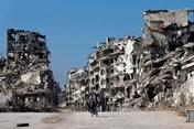 Rối bời chiến trường Syria