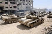 Cả Syria, Nga, Israel đều báo động toàn quân, sẵn sàng nghênh chiến