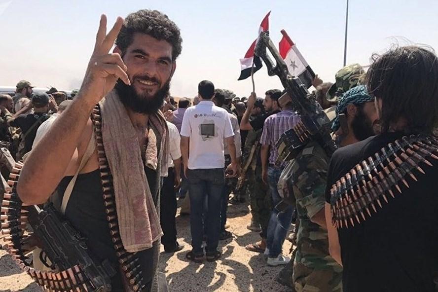 Quân đội Syria tuyên bố thắng lợi ở Đông Ghouta. Ảnh: Sputnik
