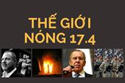 Thế giới nóng 17.4: Chốt lại, Mỹ tốn kém bao nhiêu tiền cho vụ không kích Syria?