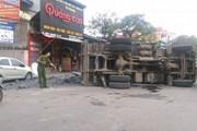"""Tài xế xe tải """"bẻ lái"""" cứu 2 mạng người vẫn đang bế tắc về việc bồi thường"""
