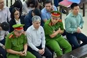 Đại án Oceanbank: Vợ Nguyễn Xuân Sơn xin dùng một phần tài sản riêng để khắc phục cho chồng