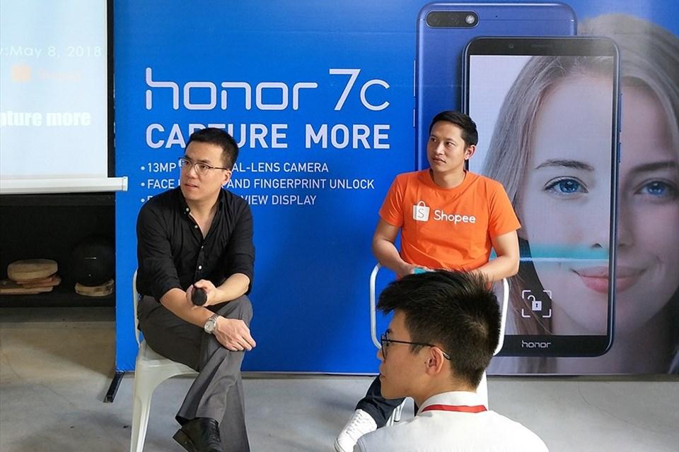 Chủ tịch Honor Việt Nam: Chúng tôi nhắm đến người tiêu dùng trẻ tại Việt Nam