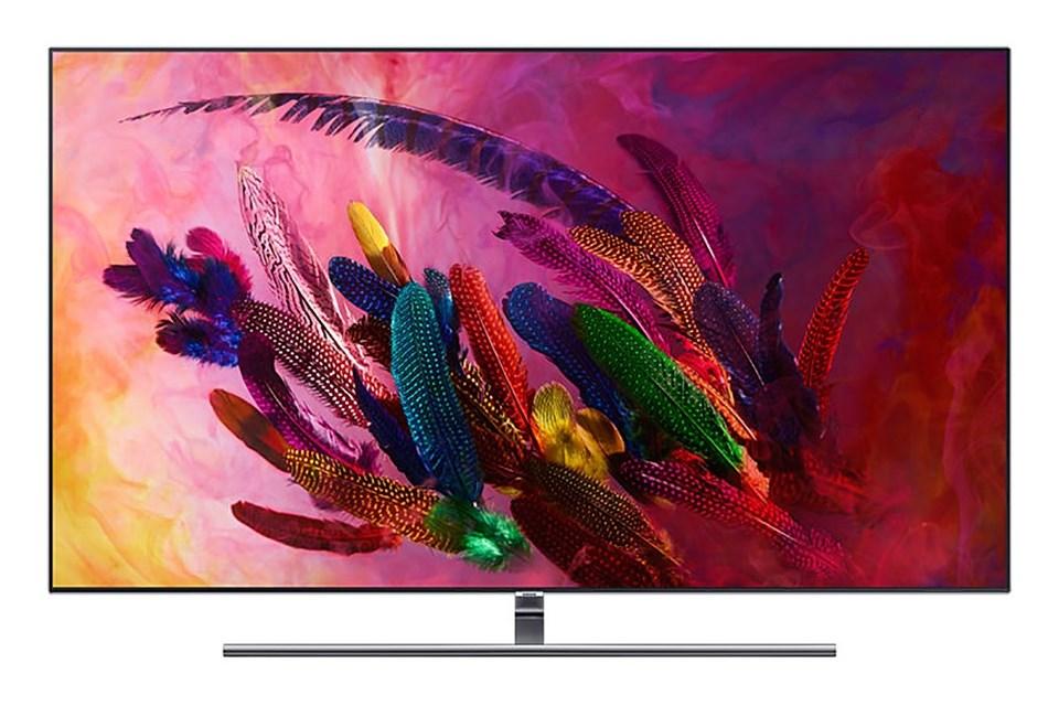 3 công nghệ đáng chú ý của TV QLED 2018 mới