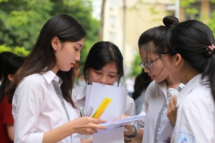 Kỳ thi THPT quốc gia năm nay sẽ diễn ra vào tháng 6.2018. Ảnh minh họa: Vương Trần