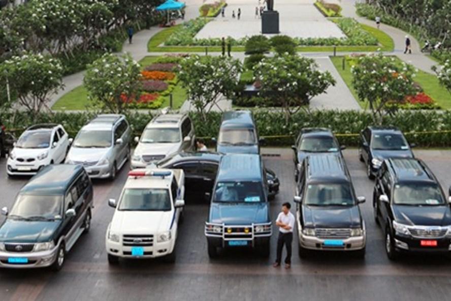 Xe công tại TP.HCM (ảnh:Trung Sơn/Vnexpress.net).