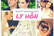 """12 năm chuyện tình như phim Brad Pitt - Angelina Jolie và cái kết """"đắng"""""""