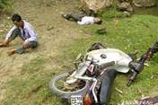 Tin tức tai nạn giao thông nóng nhất 24h: Đâm vào cột mốc, người đàn ông đi xe máy tử vong
