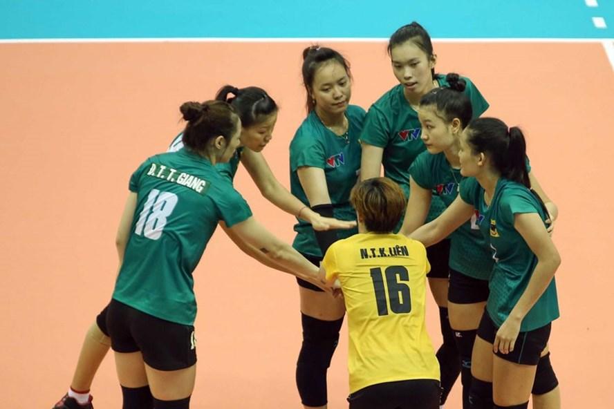 VTV Bình Điền Long An ghi tên mình vào bán kết.