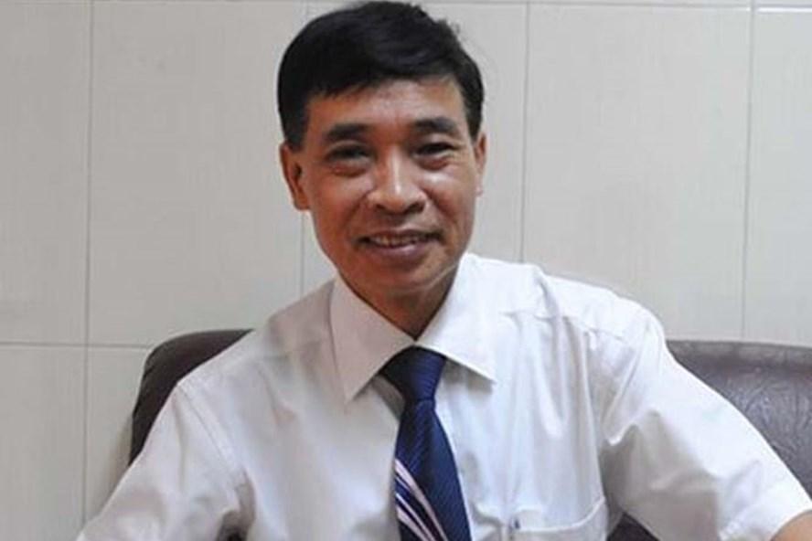 PGS -TS Phạm Văn Tình - Tổng Thư ký Hội Ngôn ngữ học Việt Nam.