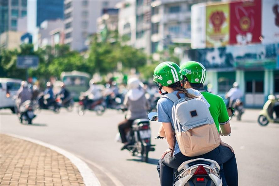 """Grab Việt Nam rất khó """"thoát hiểm"""" trong cuộc điều tra thương vụ thâu tóm Uber tại Việt Nam. Ảnh: T.L"""