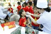 Hàng triệu trẻ em thoát khỏi tình trạng thiếu vitamin A