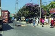 Tin tức tai nạn giao thông nóng nhất 24h: Nữ sinh bị container cán tử vong