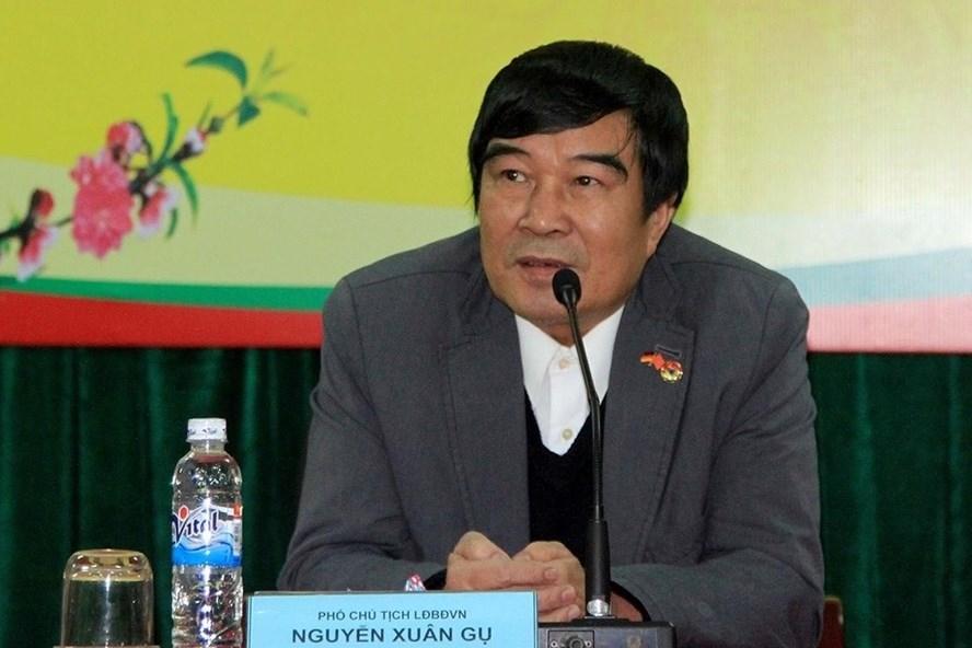 Ông Nguyễn Xuân Gụ. Ảnh: H.A