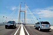 Khánh thành cầu Cao Lãnh và tuyến nối có tổng trị giá 7.500 tỷ đồng