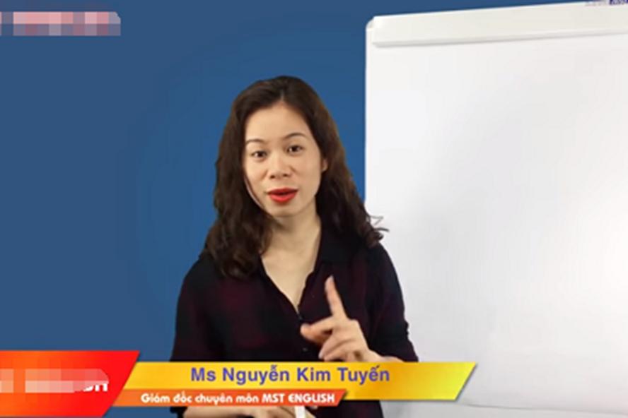 Không được mở lớp dạy học, bà Nguyễn Thị Kim Tuyến chuyển sang dạy miễn phí trên online.