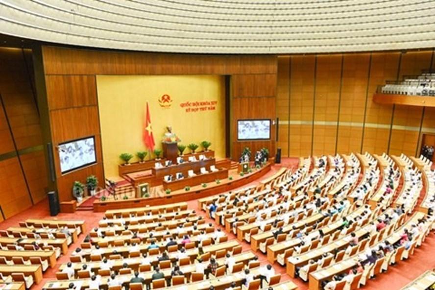 Với 86,86% đại biểu tán thành, Quốc hội đã chính thức thông qua Luật An ninh mạng.