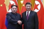 Ông Kim Jong-un gửi thư và hoa mừng sinh nhật Chủ tịch Tập Cận Bình