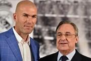 """Perez, Zidane và chiến thắng trong """"canh bạc Real Madrid"""""""