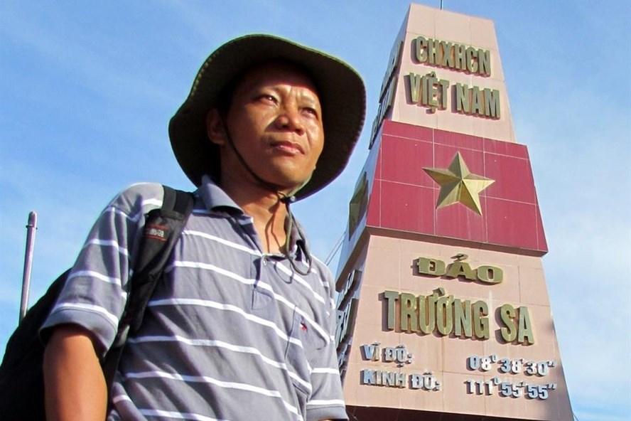 Nhà báo Nguyễn Đình Quân