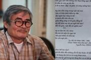 """Nhà thơ Nguyễn Duy đưa """"đáp án"""" về bài thơ """"Đánh thức tiềm lực"""" trong đề thi Ngữ văn"""