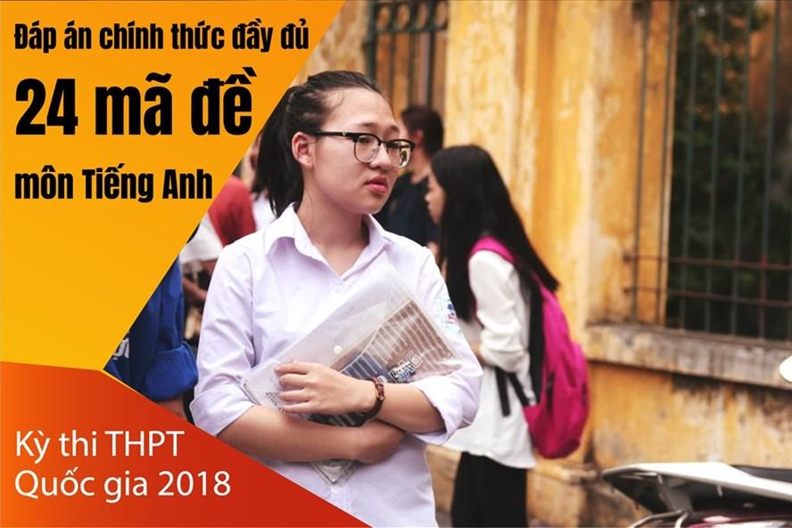 Thí sinh vui mừng khi hoàn thành kỳ thi THPT quốc gia 2018. Ảnh: Hải Nguyễn.
