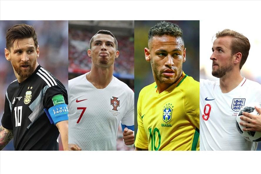 Cuộc chiến quen thuộc giữa Châu Âu và Nam Mỹ xuất hiện ngay trận đầu tiên của vòng 1/8 World Cup 2018.