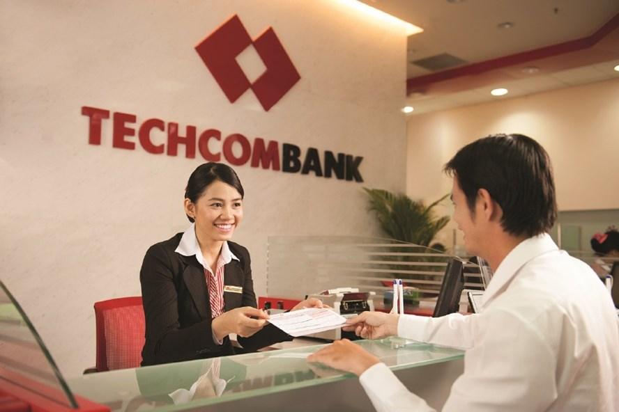 Kỷ lục chia cổ phiếu thưởng của Techcombank đang ở mức 200%.