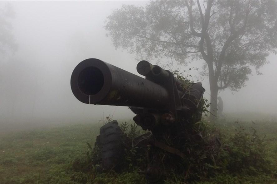 Qua năm tháng, Tà Cơn vẫn vẹn nguyên lớp lớp sương mù, như đã từng phủ che những trận địa pháo của quân đội Mỹ.