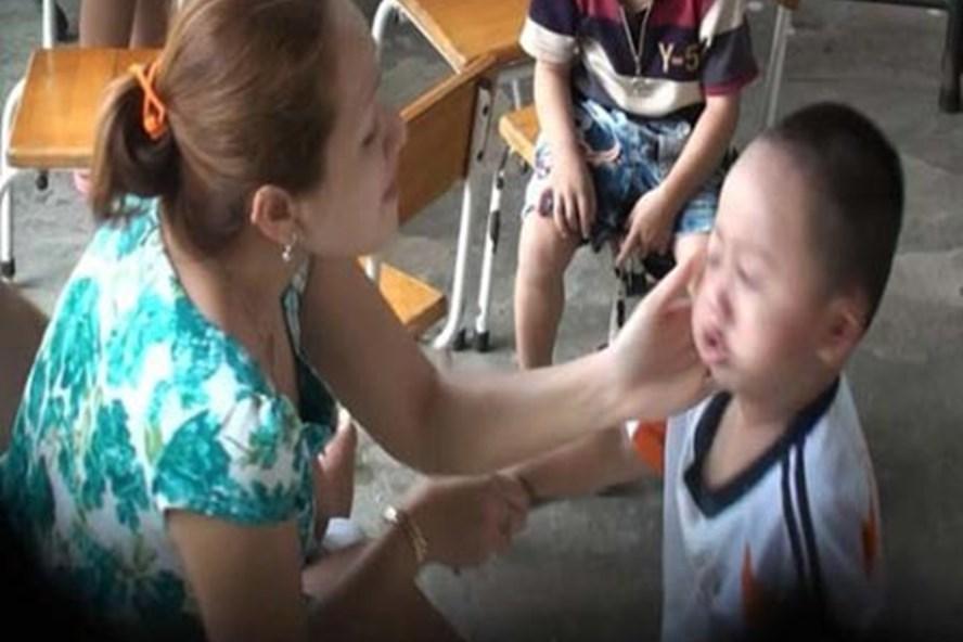 Bạo hành trẻ em xảy ra tại các cơ sở mầm non tư thục.