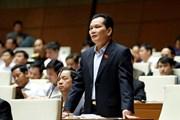 Đại biểu hỏi khó Phó Thủ tướng: Đã 3 lần lỡ hẹn, Chính phủ lấy tiền đâu để tăng lương?