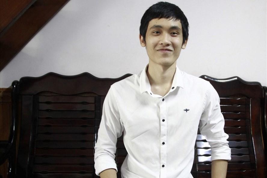Em Lê Thanh Minh thí sinh duy nhất đạt điểm 10 môn Ngoại ngữ  tỉnh Đắk Lắk.