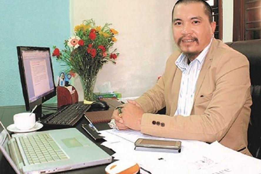 Nguyễn Hữu Tiến, Chủ tịch HĐQT Công ty VNCOIN và Thiên Rồng Việt. ẢNH ĐÌNH TRƯỜNG