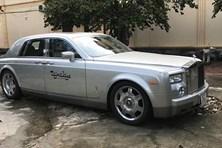 Chiếc Rolls-Royce Phantom một thời đình đám của Khải Silk được rao bán