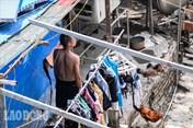 """""""Địa ngục rác"""" ở Long Biên: Cuộc sống tra tấn trong mùi hôi"""