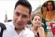 """Đến Nga xem World Cup, """"fan Mexico"""" tìm được vợ tương lai"""