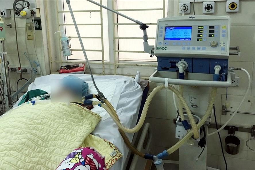 Ảnh minh họa: Bệnh nhân đang điều trị bệnh tại Bệnh viện Bạch Mai. Ảnh: H.A