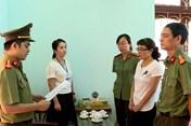 Khởi tố, bắt tạm giam đối tượng liên quan tới sai phạm thi tại Sơn La
