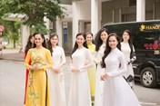 Lần đầu tiên Hoa hậu Việt Nam có thí sinh đang theo làm Tiến sĩ Vật lý