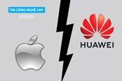 """Tin công nghệ 24h: Apple bị Huawei vượt mặt về thị phần smartphone; Sony """"lao dốc"""" xuống đáy"""