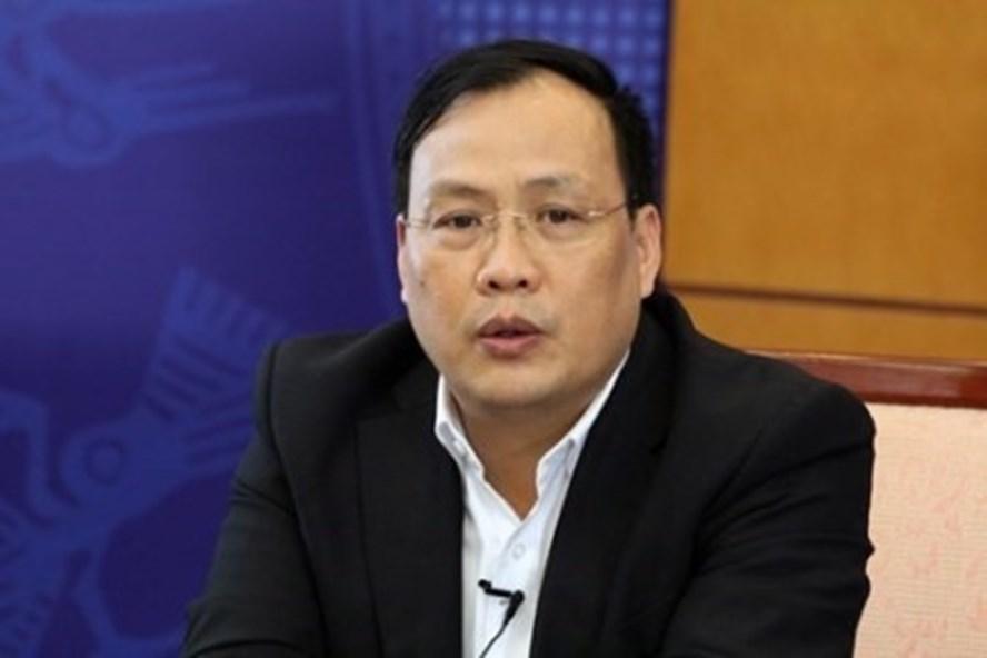 GS.TSKH Nguyễn Đình Đức - Trưởng ban Đào tạo đại học và sau đại học ĐHQG Hà Nội