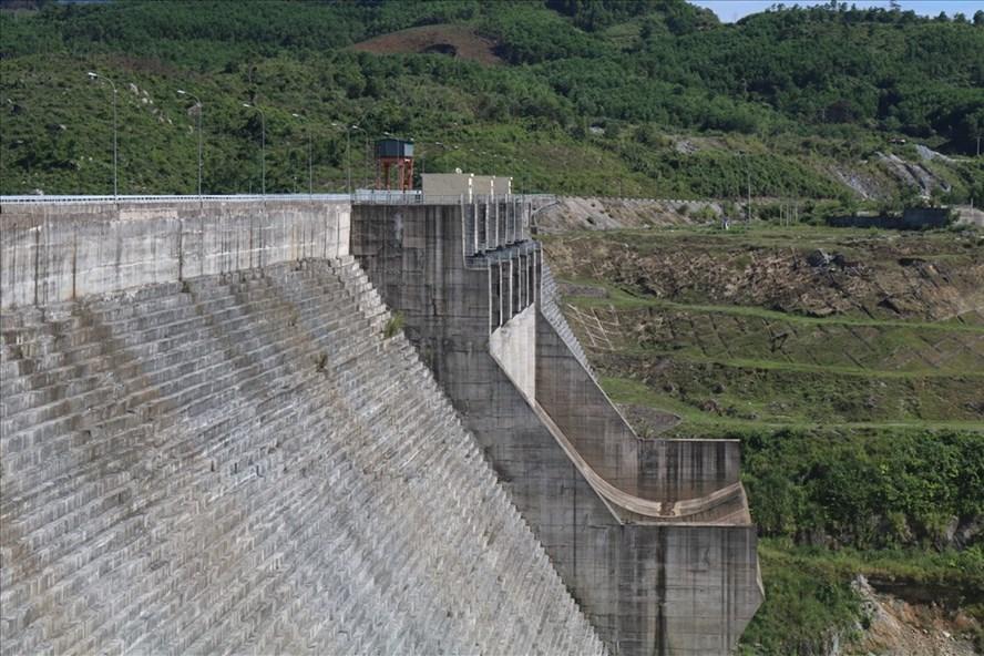 Quảng Nam rà soát lại hồ thủy điện trước mùa mưa năm 2018. Ảnh: Đ.V